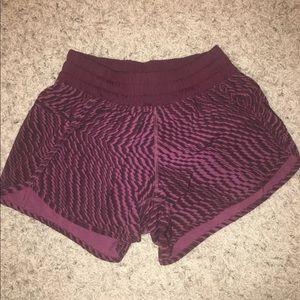 Pants - Lululemon Tracker short